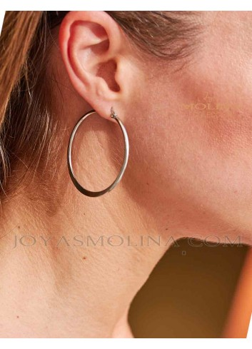 pendientes de moda aro mujer