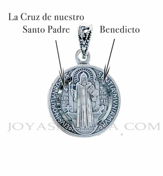 La cruz de nuestro padre Benedicto