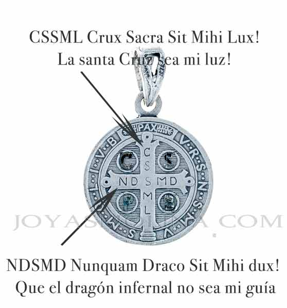 cruz sacra san benito