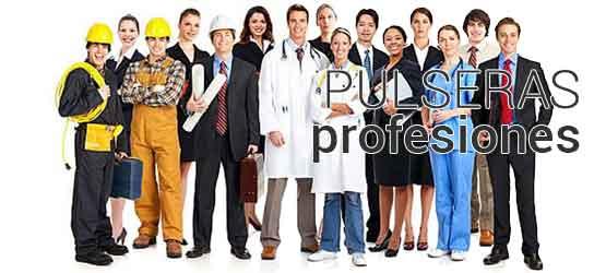 Pulseras profesiones
